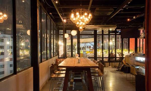 Bangkok Bar Infinity