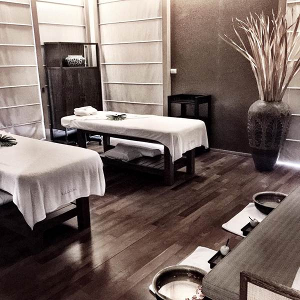 LUXSA SPA at Hansar Bangkok
