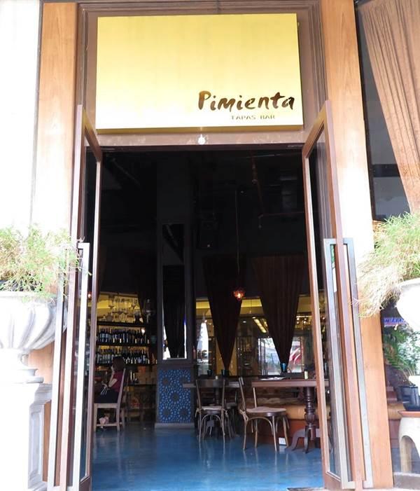 Pimienta Tapas Bar & Restaurant