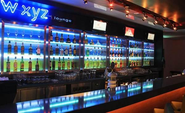 W XYZ Lounge