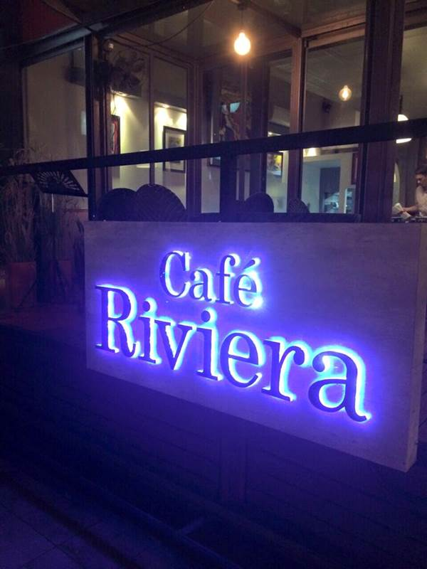 Cafe Riviera