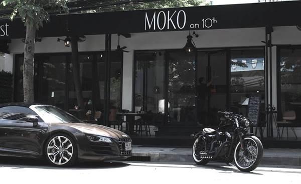 Moko on 10th