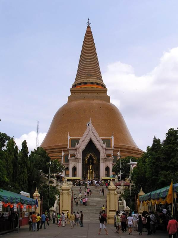 Phra Prathom Chedi Nakhon Pathom