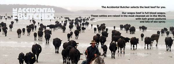 The Accidental Butcher