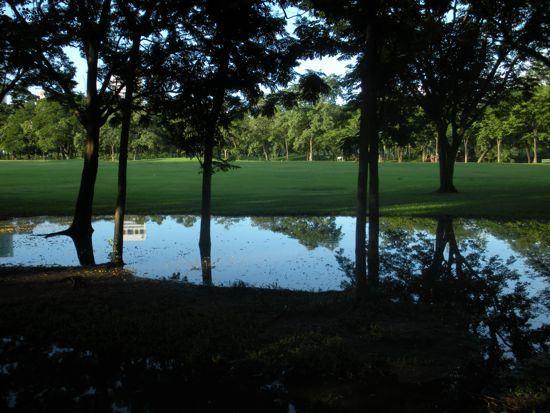 Benjathas Park (Suan Rot Fai)