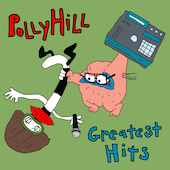 PollyHill : Greatest Hits EP