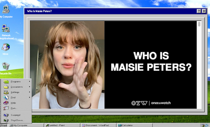 Who Is Maisie Peters?
