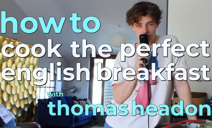 How to Cook the Perfect English Breakfast