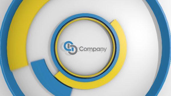 Circular Logo Transition