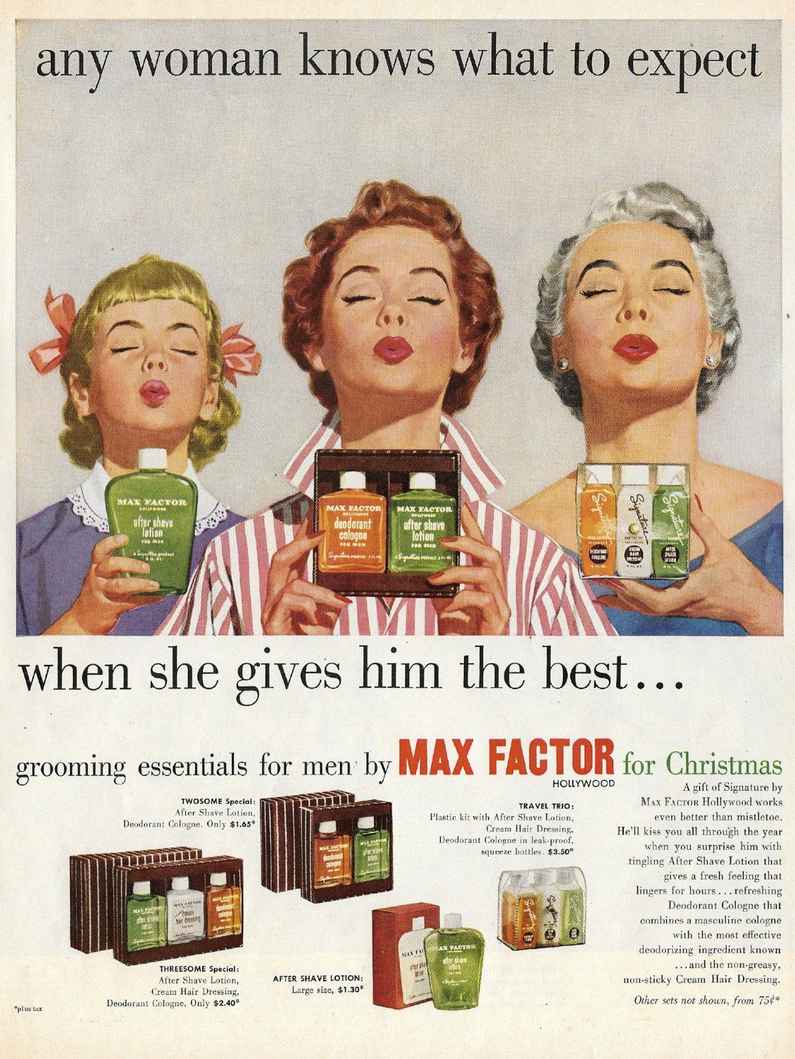 21 Hilarious Vintage Christmas Ads Old Photo Archive