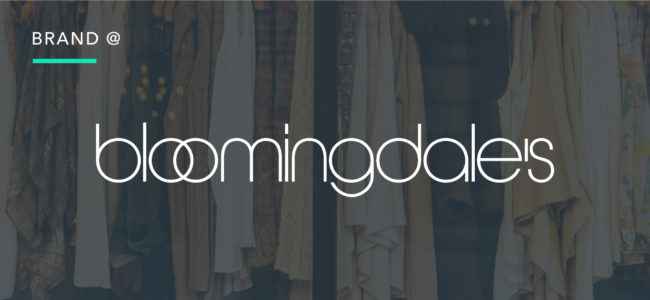 Q&A with Jonathan Paul, Bloomingdale's