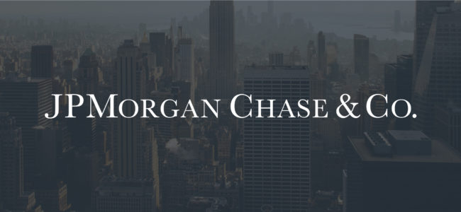 Q&A with Brian Becker, JPMorgan Chase