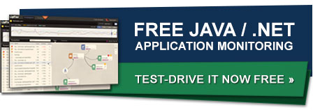 Free Java/.NET Monitoring with OpTier SaaS - Test-Drive it FREE