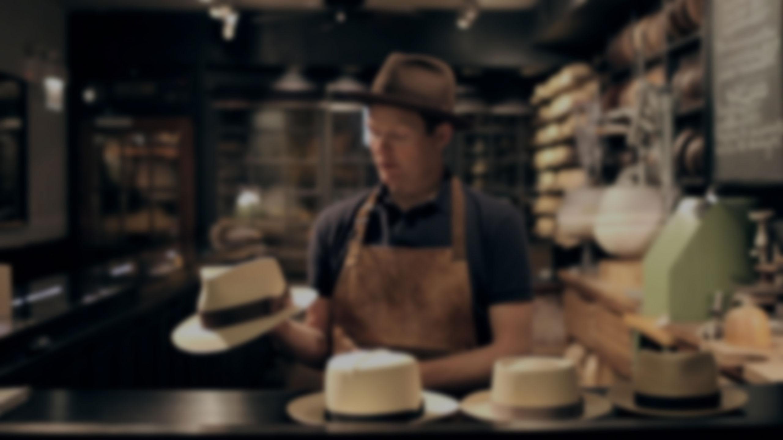 5176d66b3 Optimo Hats — Montecristi Panama and Milan Straw Hats