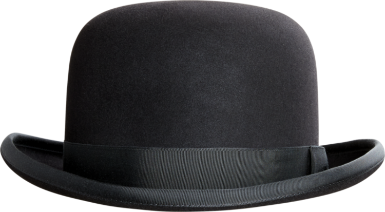 Optimo Hats — The Derby in Black 22467e8a18d