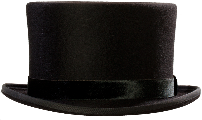 Optimo Hats — The Top Hat in Black 6e19547af01