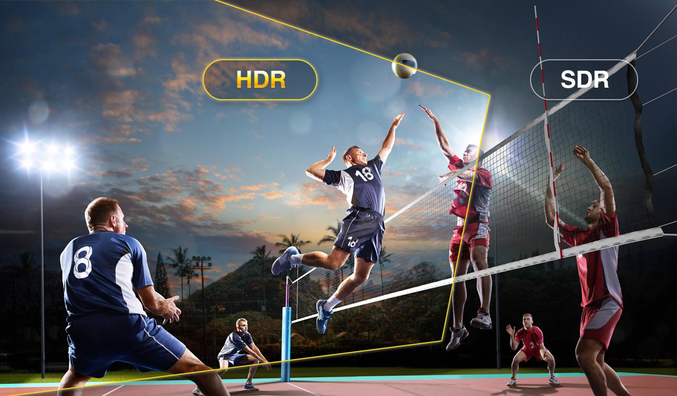 UHD beelden optoma p2