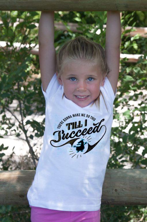 Kids Succeed t shirts