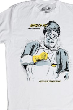 Lunch Lady T-shirt, Lunch Lady Tees, Woman's Lunch Lady Tees