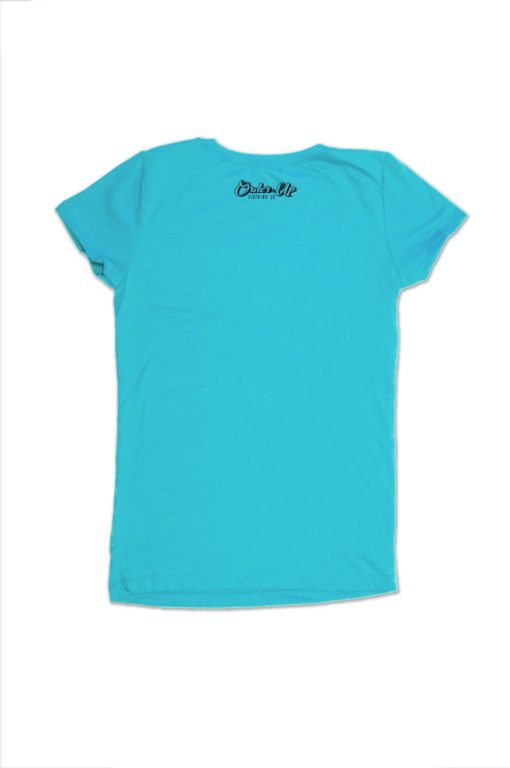 Girls Vintage Sign T-shirts
