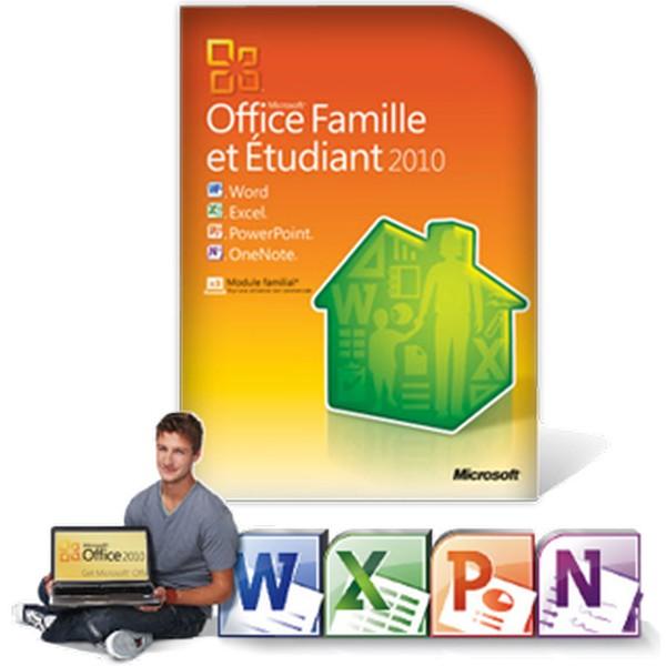 Microsoft office famille et tudiant 2010 ordinateurs - Office famille et etudiant 2010 gratuit ...
