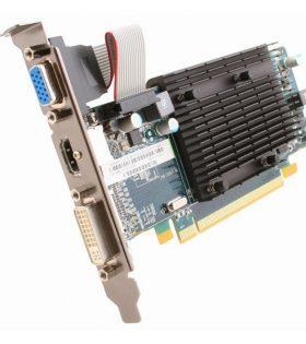 HD 5450 SILENT 512 M DDR-3