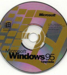 Windows 95 Upgrade