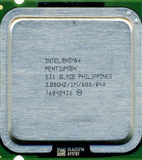 Pentium 4 531