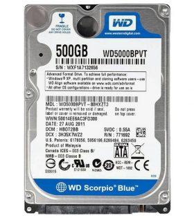 WD5000BPVT