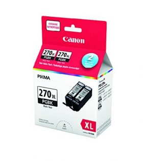 canon pgbk 270xl double