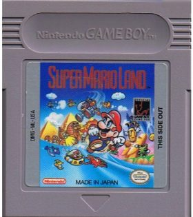GAME BOY Super Mario Land