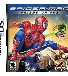 Nintendo DS Spiderman Friend or Foe