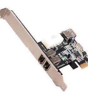 ugt-fw200 PCI Express to 1394 Card