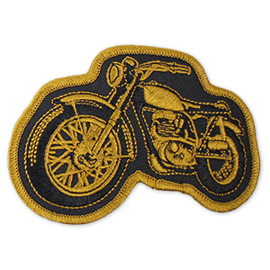 One Moto Show - Embroidered Patch