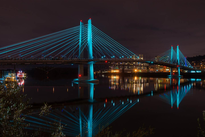 Portland Oregon - Bridge City