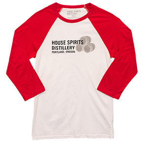 House Spirits Baseball Tee