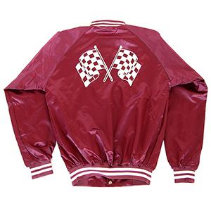 Nylon Jacket Print
