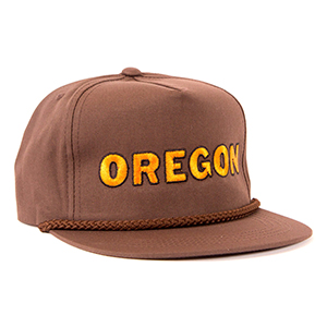 Oregon Embroidery Cap