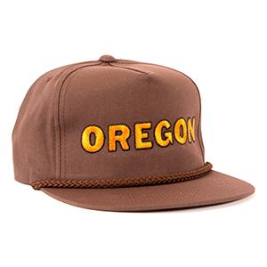 Oregon Embroidery Cap