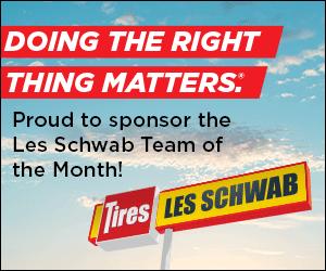 Les Schwab Tire Centers Ad