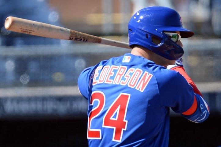 Joc Pederson -