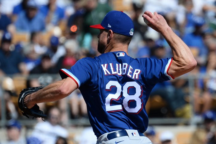 Corey Kluber -