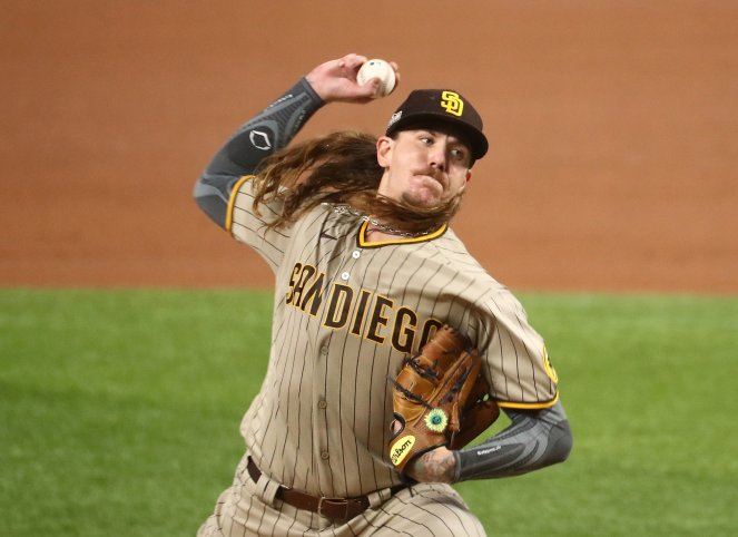 Mike Clevinger -