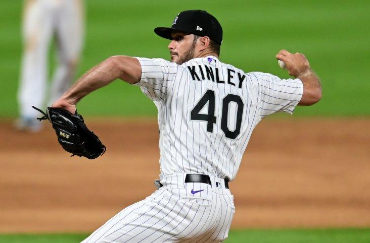 Tyler Kinley -