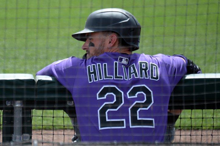 Sam Hilliard -