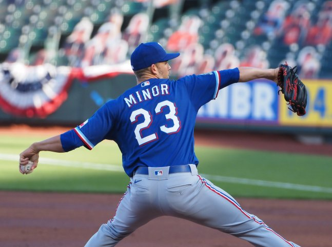 Mike Minor -
