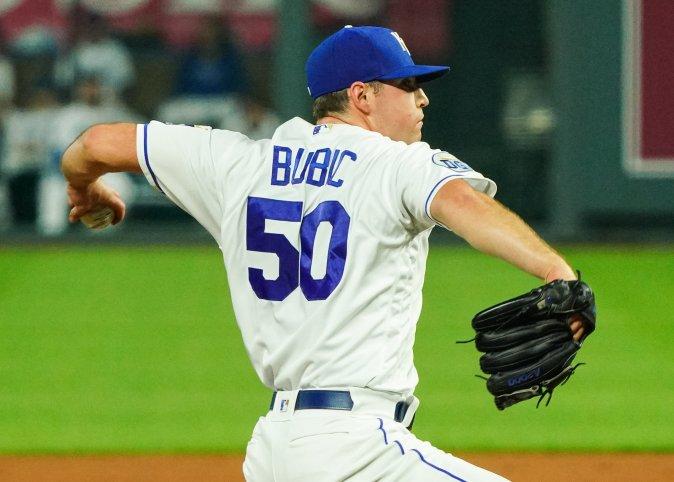Kris Bubic -