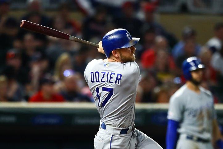 Hunter Dozier -