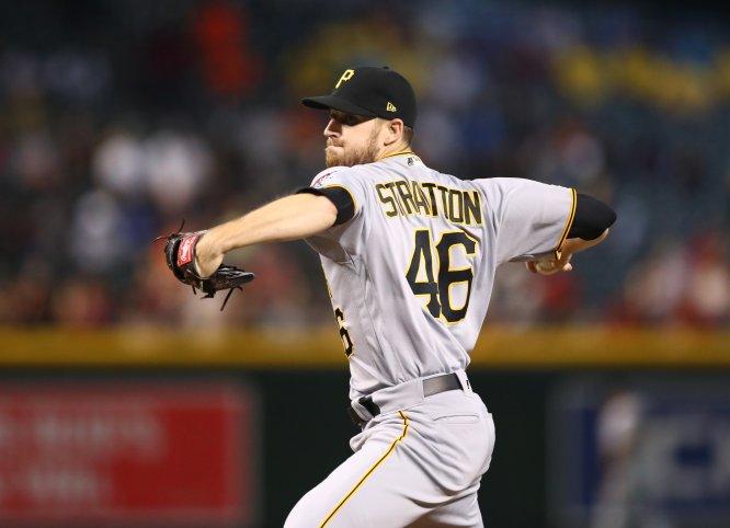 Chris Stratton -