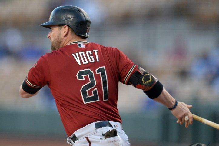 Stephen Vogt -